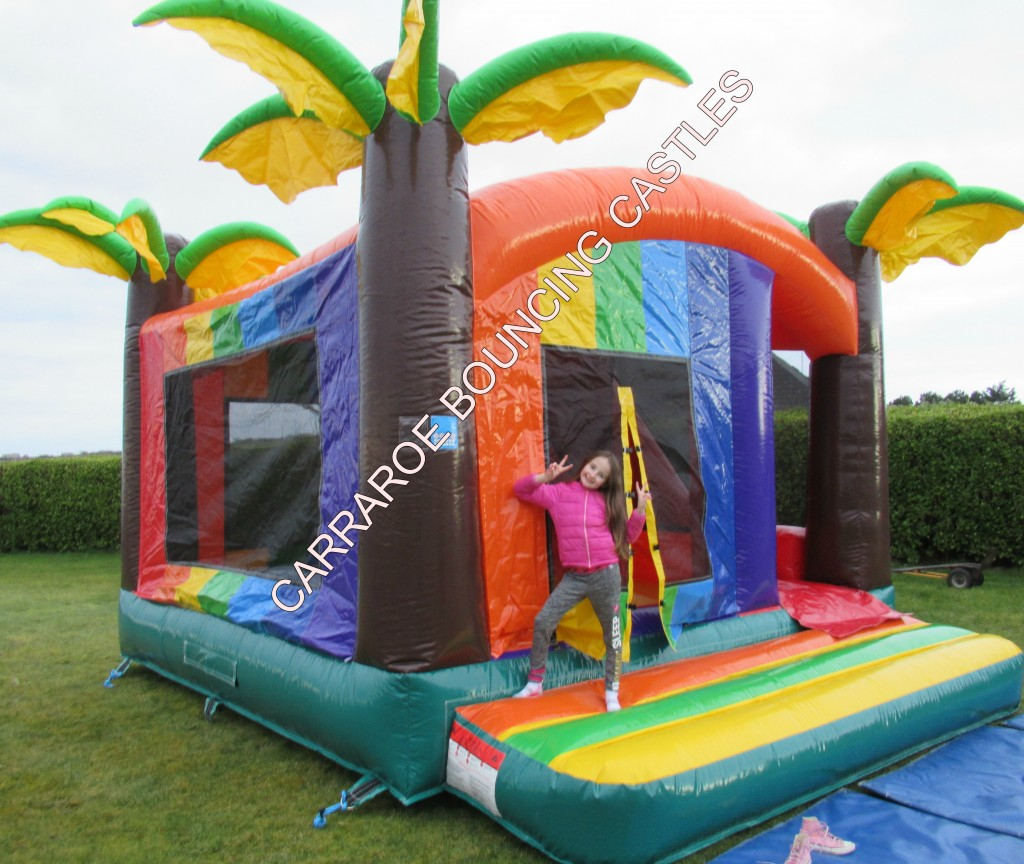 CARRAROE BOUNCING CASTLES THE BEST BOUNCY CASTLE