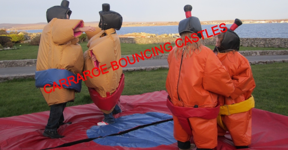 SUMO SUITS FOR HIRE IN GALWAY