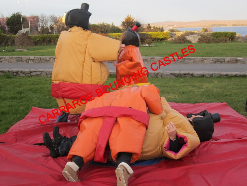 SUMO SUITS FOR HIRE IN GALWAY AND CONNEMARA